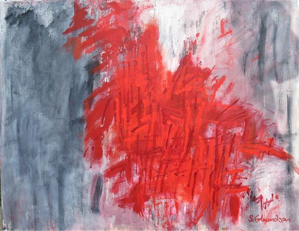 Seeing Red by Sherry Edmondson