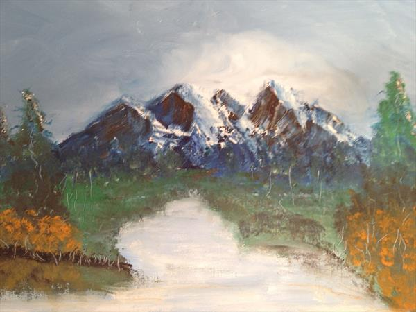 Mountains by Tim Hale