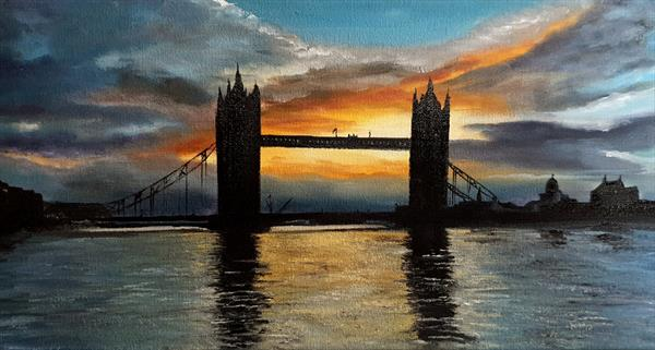Tower Bridge  by Stephen Randall