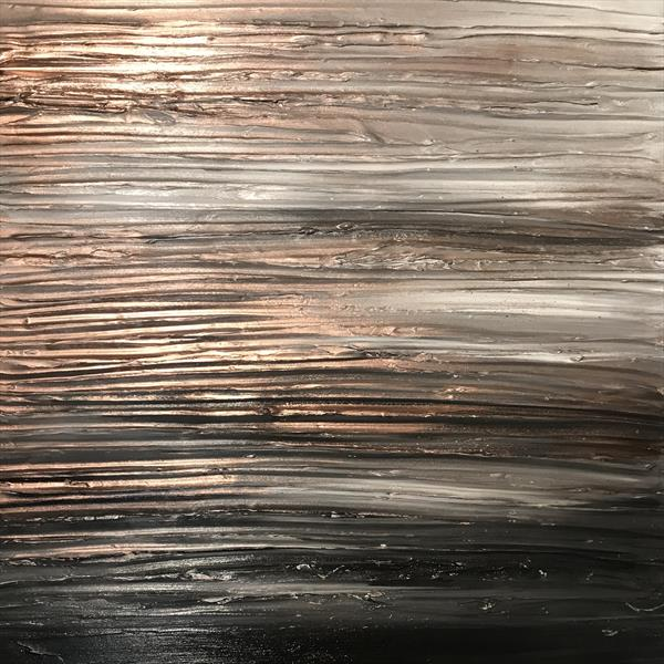 Copper Stripes 4 by Kerry Bowler