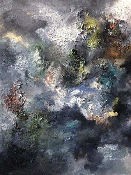Turbulence of the Mind by Draca Wilford