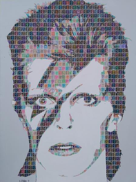 Bowie by Gary Hogben