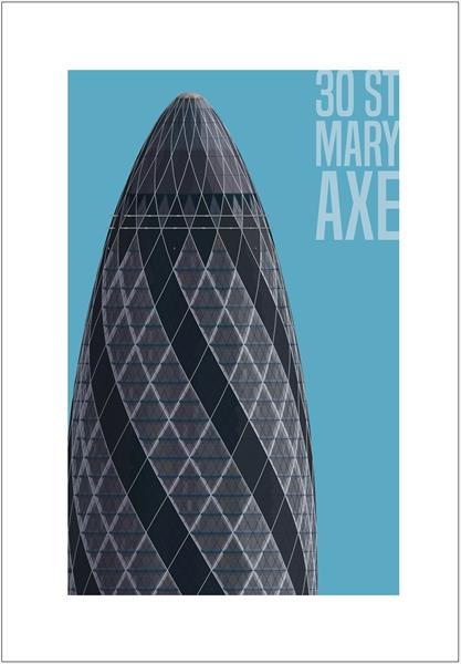 30 St Mary Axe by Charlie Edwards
