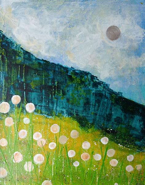 Moon Flowers by Gill Masters