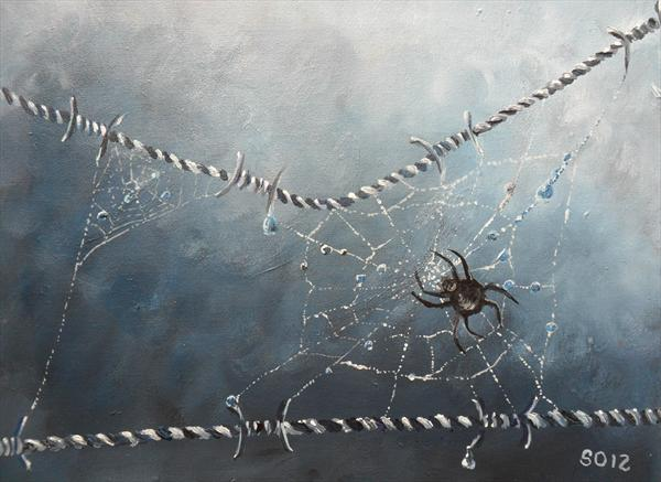 [SOLD] Spider Spider II