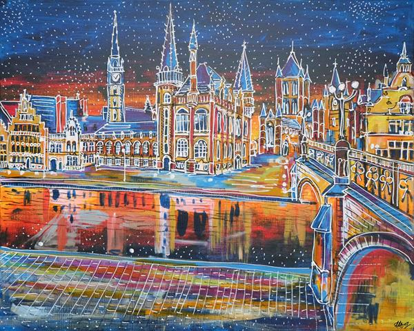 Ghent by Laura Hol