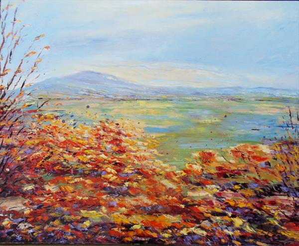 An Autumn Day by Therese O'Keeffe