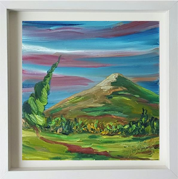 Sunset summer Sugarloaf by niki purcell