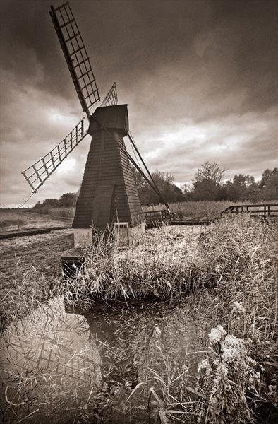 WICKEN FEN (LIMITED EDITION 1-20) by Peter Holzapfel