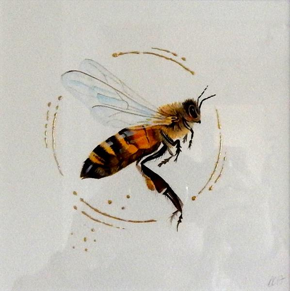 Honey Bee  by Denise Coble