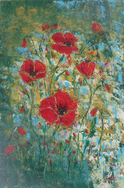 Poppy's by Amelle Eley