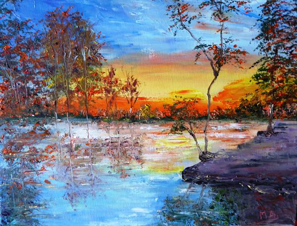 Reflections by Mary Ann Day