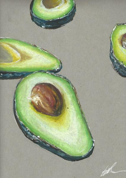 Avocados  by Kerhys Farley