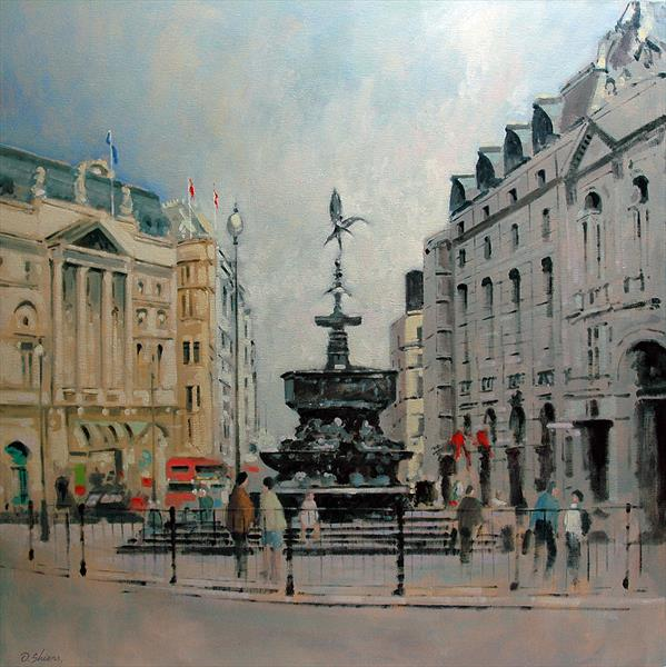 Piccadilly Circus by David Shiers