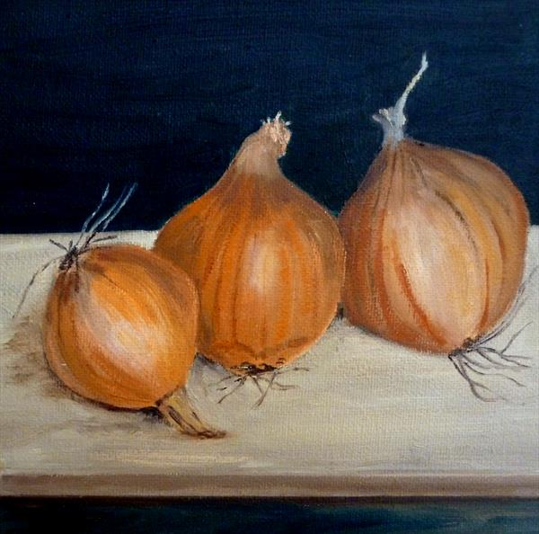 Onions 2 by Maddalena Pacini