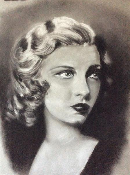 1930's Glamour by Cherry  Salmon