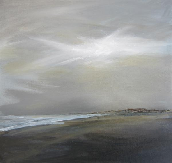 Evening Tide, Holkham by Tracey Waghorn