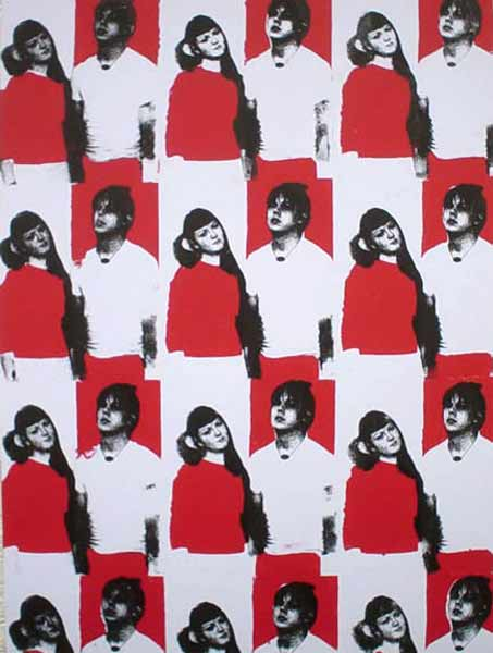 The White Stripes by Jesse Diss