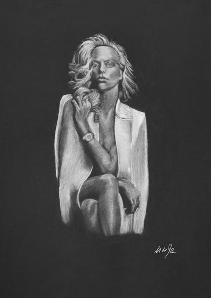 Femininity - People by Mike Isaac