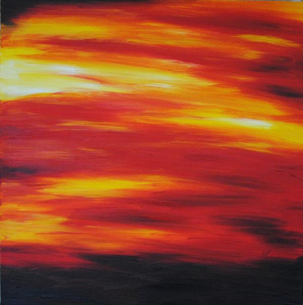 Sunset 2 by Amanda Coupland