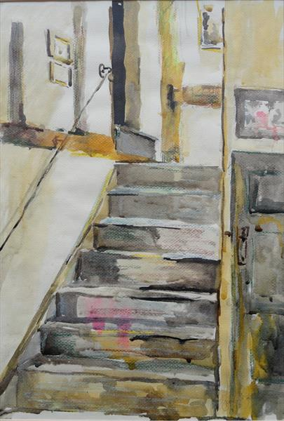 Stairs by Fiona Boult