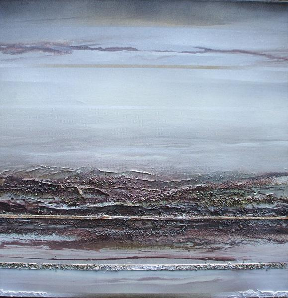 Crags Klints & Frost Redesdale 1 by Mike Bell