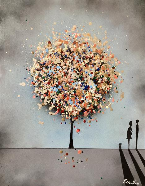 The wishing tree- New life  by Pippa Buist