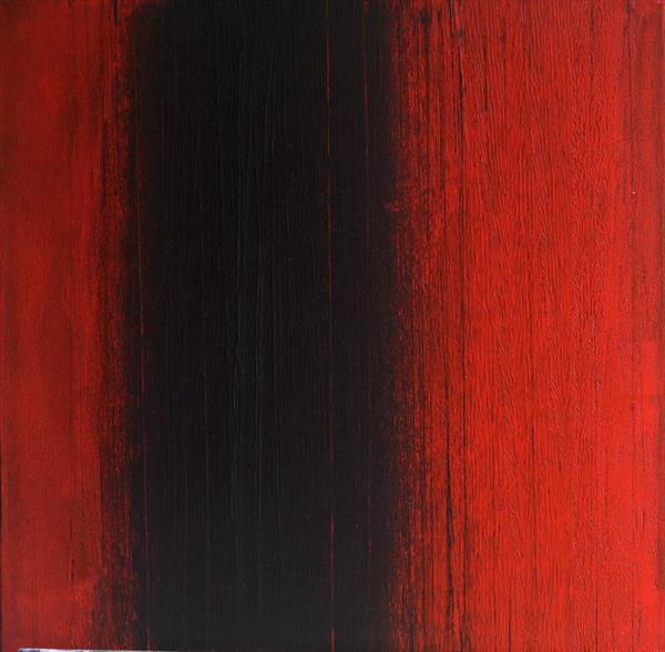 Red and Black by Milena Blaziak Cooke