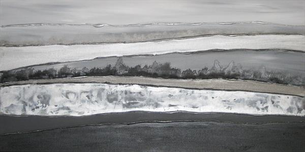 Monochrome Landscape by Sharon Deegan