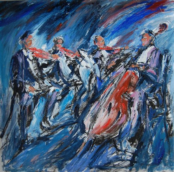 String Quartet by Peter King