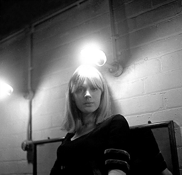 Marianne Faithfull 1964 - Limited Edition by Paul Berriff
