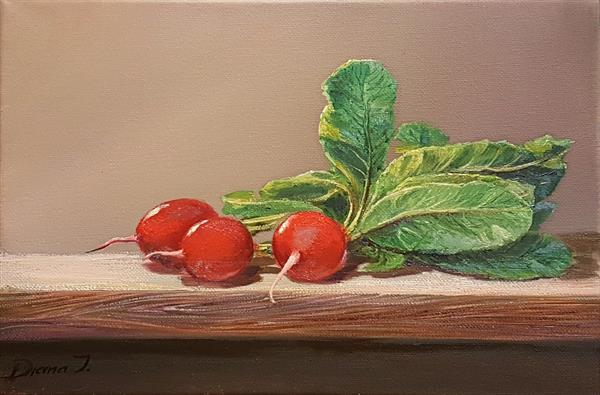 First Harvest by Diana Janson