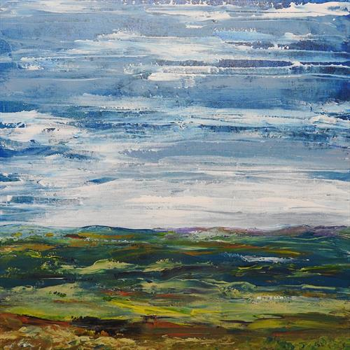 Moor Vista by Lesley Anne Cornish
