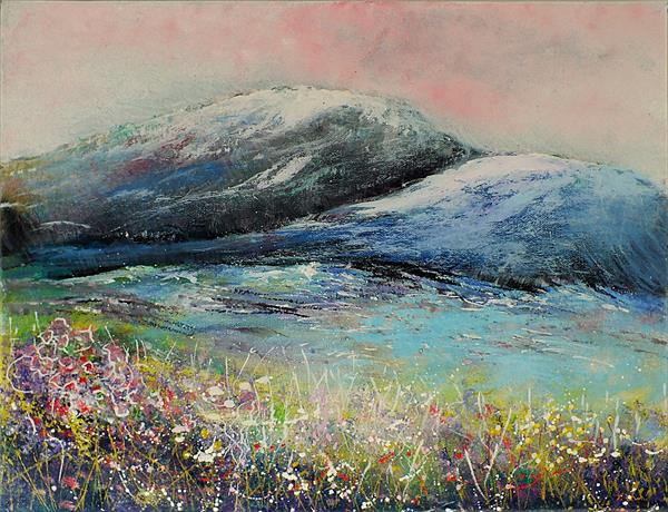 Highland Spring by Tracey Unwin
