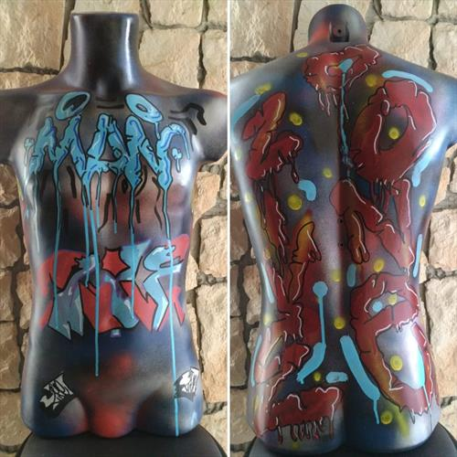 Custom Body  2 by Umberto Zive