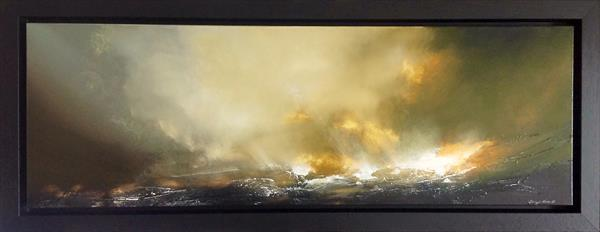 Breaking Through the Storm (XL) by Sheryl Roberts