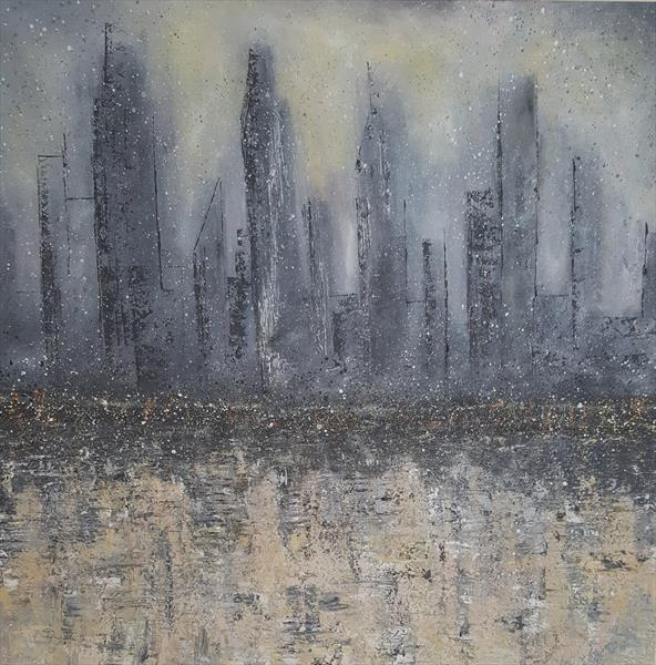 Midnight Metropolis by Lucy Moore