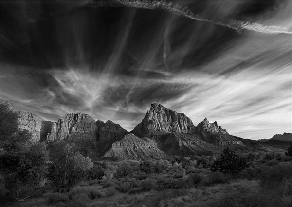 Zion National Park by Lindsay Robertson