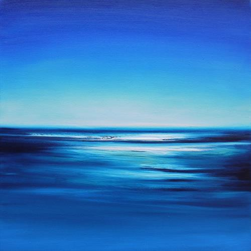 In the Clear Blue Sky by Julia Everett