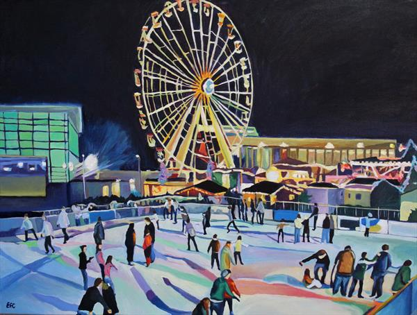 Winter Wonderland Revisited  by Emma Cownie