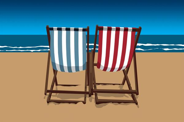 Deck Chairs by Nick Sellers