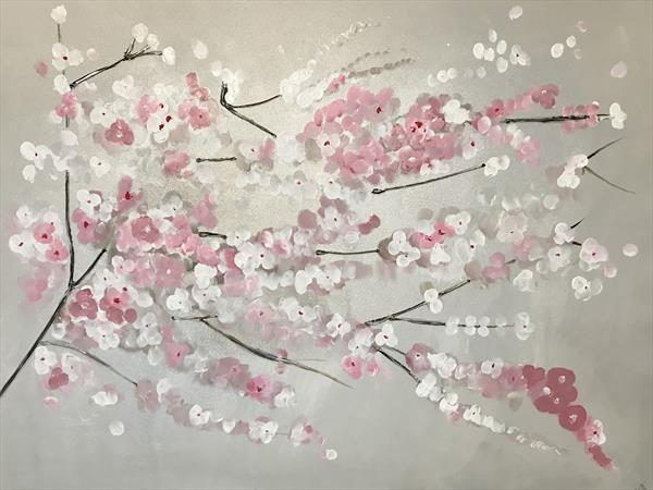 Cherry Blossom  by Kerry Bowler