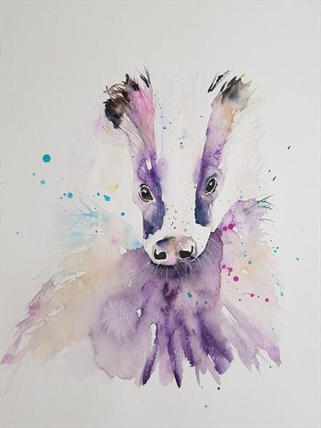 Badger by Eleanor SMITH