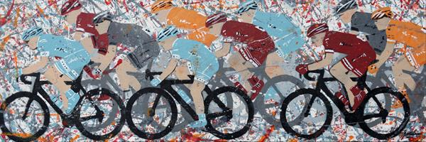 Road Race by Simon Fairless