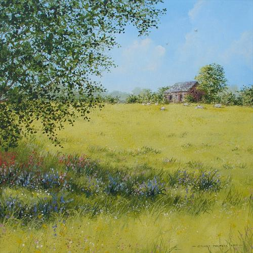 Shades of Spring by Stuart Parnell