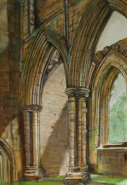 Tintern Abbey No.2 by Serena Phillips