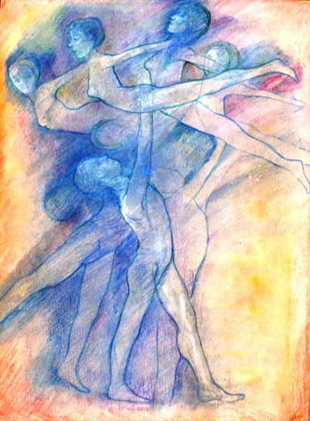 The Dancers by Helena Manchip