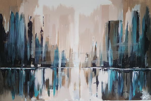 The City Breathes by Rob Thornham