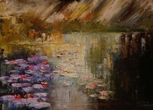 Homage to Monet by david Taylor