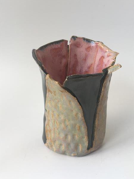 Beautiful Pot by Julie Anne